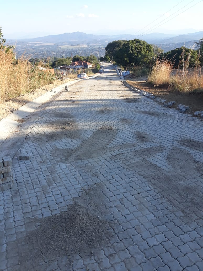 Paved Road 4