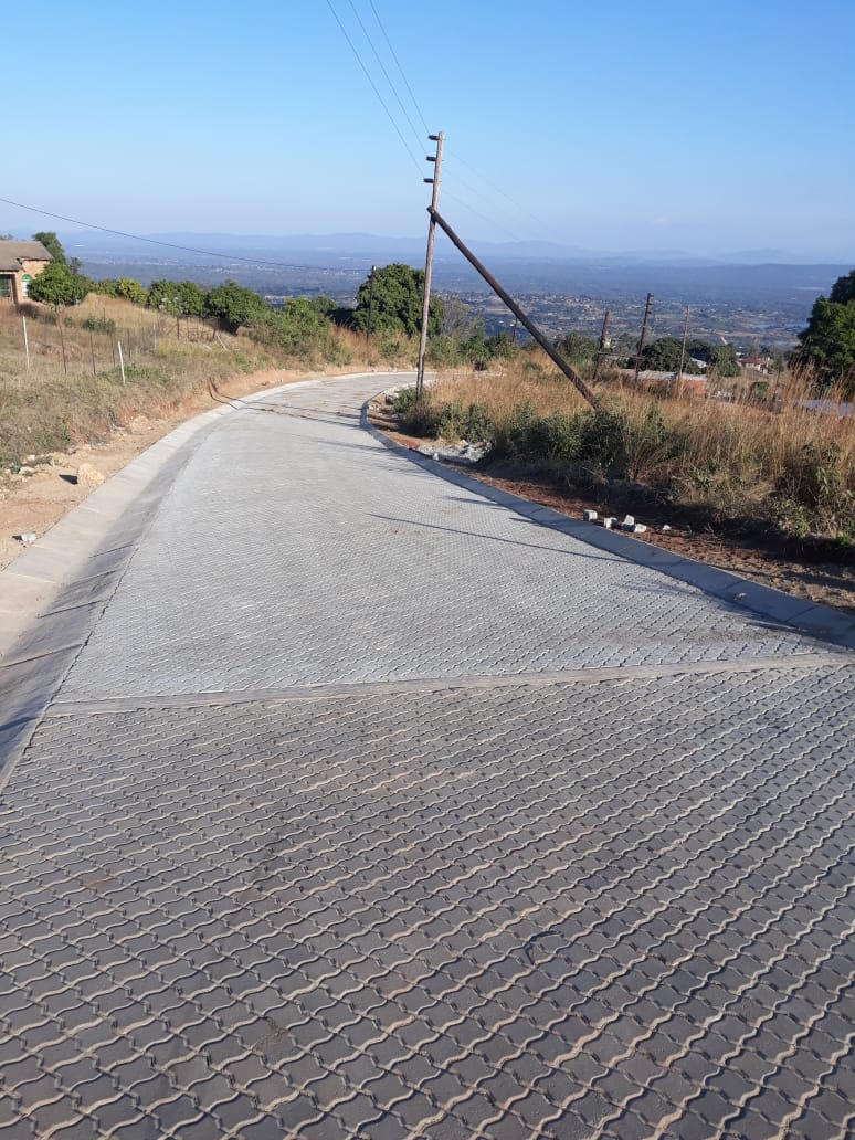 Paved Road 2