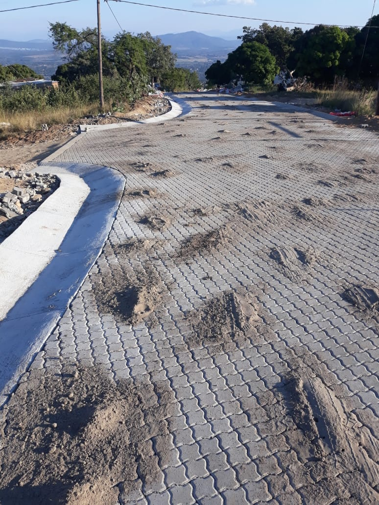 Paved Road 14