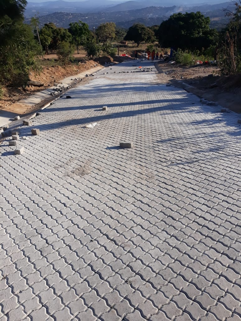 Paved Road 7
